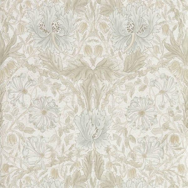 Willow Bloom Home Florine Linen Wallpaper