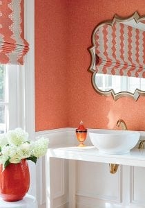 Willow Bloom Home Beckett Orange