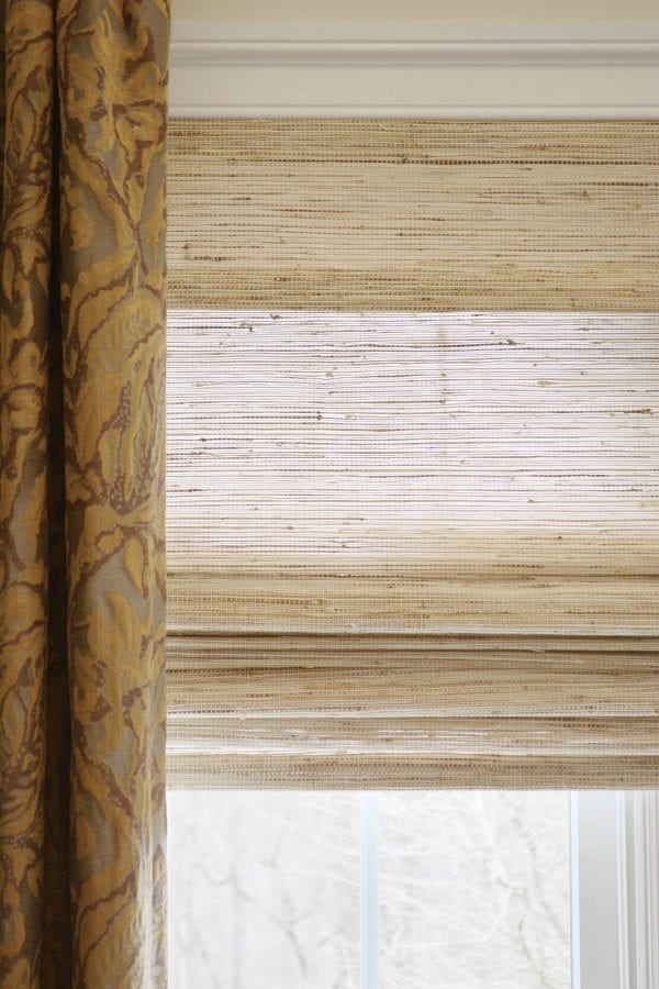 Willow Bloom Home Lea Desert Woven Blind
