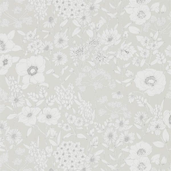 Willow Bloom Home Coraline Dove Wallpaper