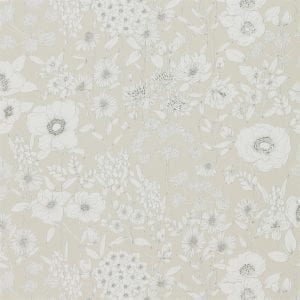 Willow Bloom Home Coraline Linen Wallpaper