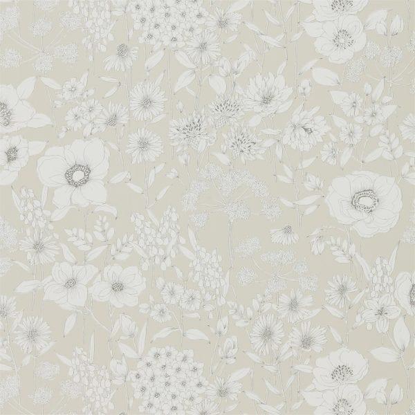 Willow Bloom Home Coraline Linen Wallpaper