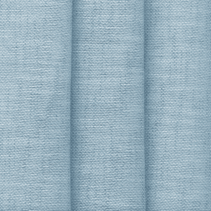 Willow Bloom Home Mediterranean Light Blue Drape