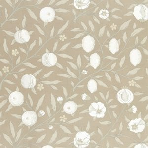 Willow Bloom Home Verbena Gilver Wallpaper