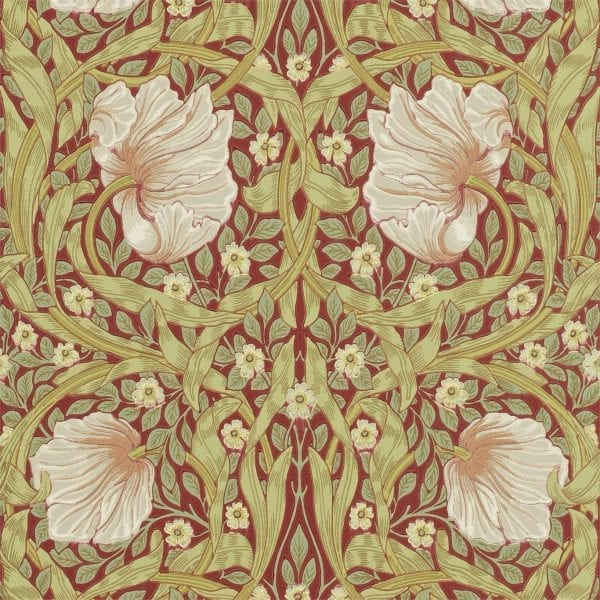 Willow Bloom Home Claire Brick Wallpaper