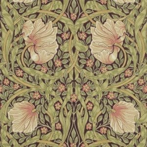 Willow Bloom Home Claire Russet Wallpaper