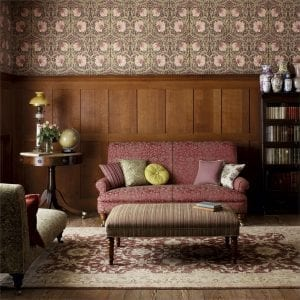 Willow Bloom Home Claire Wallpaper