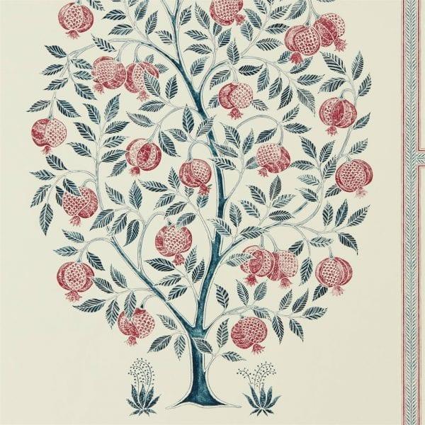 Willow Bloom Home Anaar Tree Annato Wallpaper