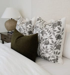 Willow Bloom Home Laurie Pillow