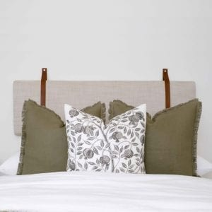 Willow Bloom Home Drew Cushion Headboard
