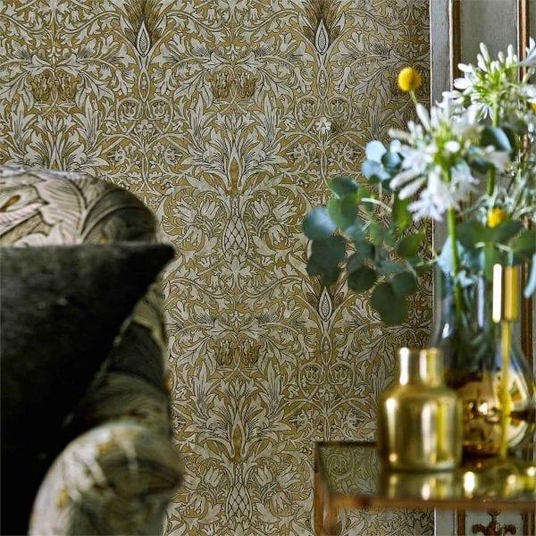 Willow Bloom Home Eden Wallpaper